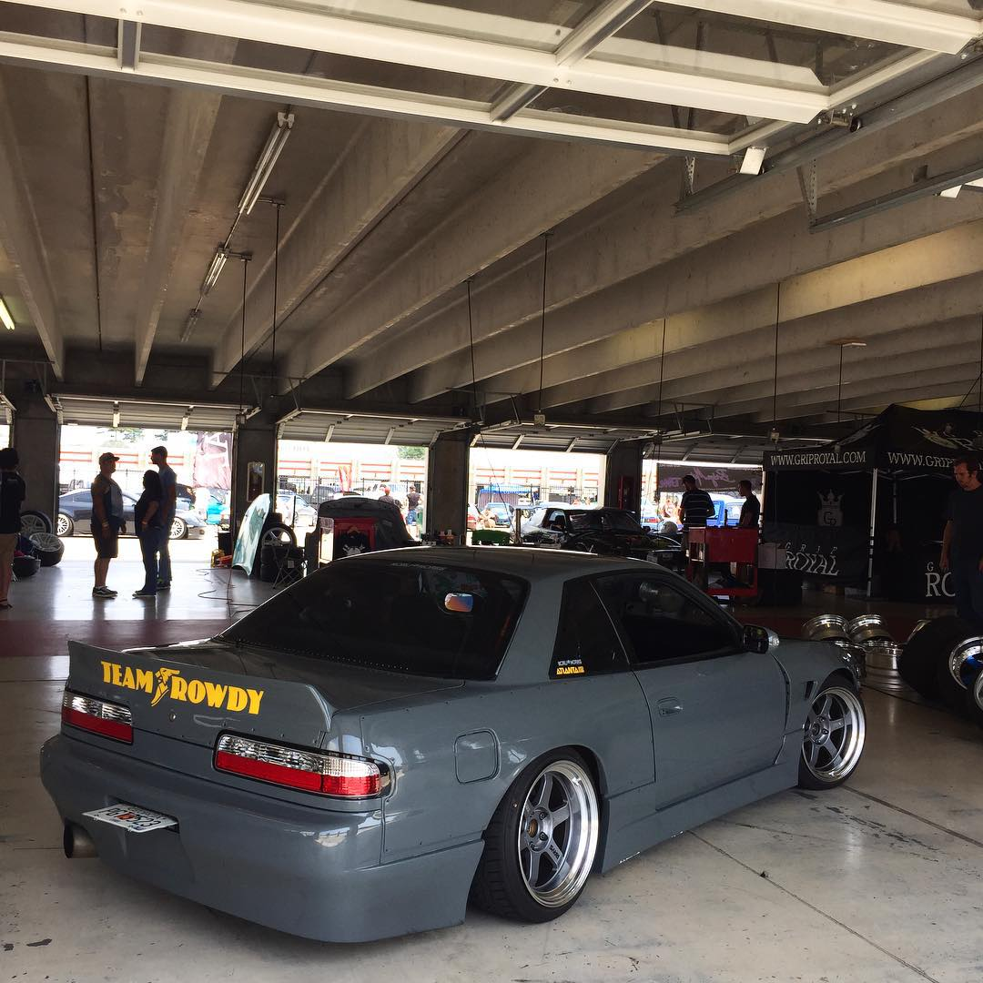 There are some good looking #hoonmachines out here at @streetdriventour Atlanta. #koruworks #supporthooniganism