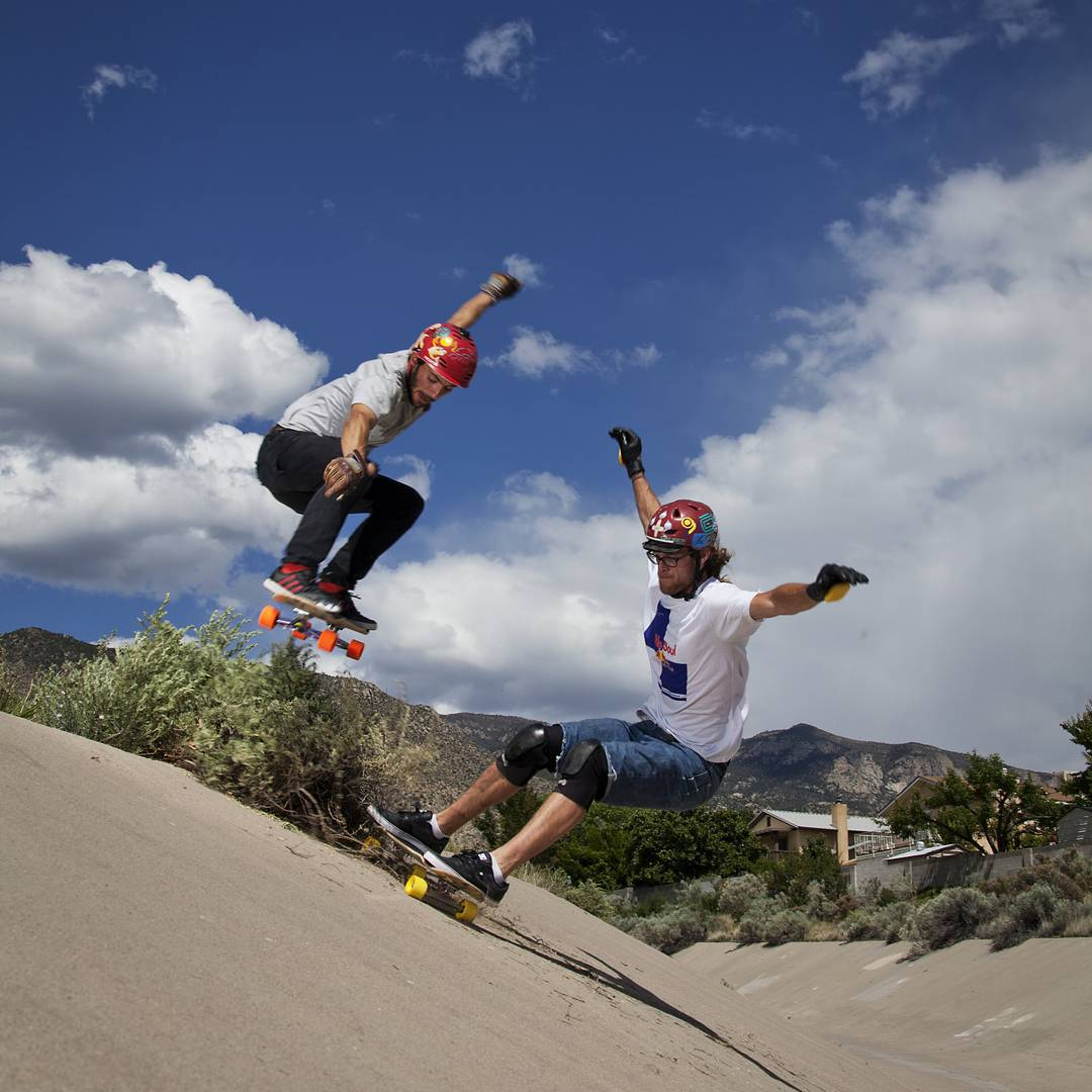Have you seen the New Mexico video yet? Give it a peep on the Loaded Newsletter on Youtube!  Here we have #loadedambassadors @cadevision and @camilocespedes working together to properly conquer a ditch on their #Overlands  Photo:...