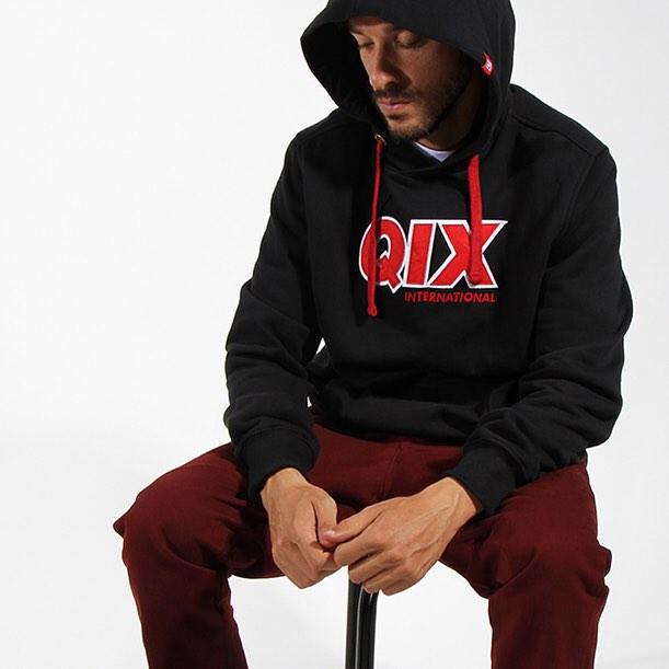 Quer conforto e um moletom style para usar neste inverno? Tá aí a dica: moletom #QIX!  Compre agora nas lojas @qix_nh e @qix_galeriadorock ou online em www.qixskateshop.com.br