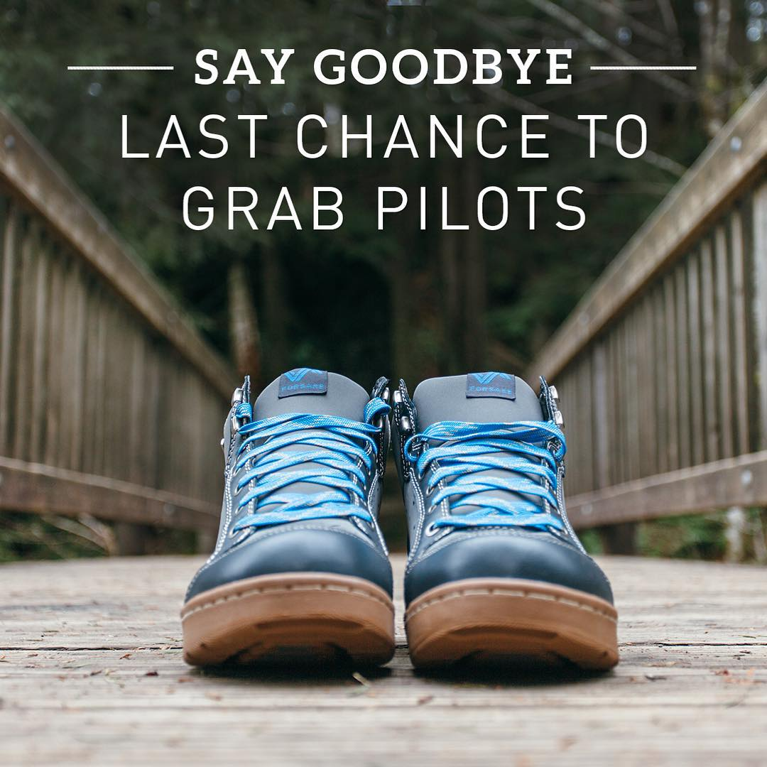Pilots are almost kicked! Don't miss your last chance to grab these best-selling classics before they're gone forever.