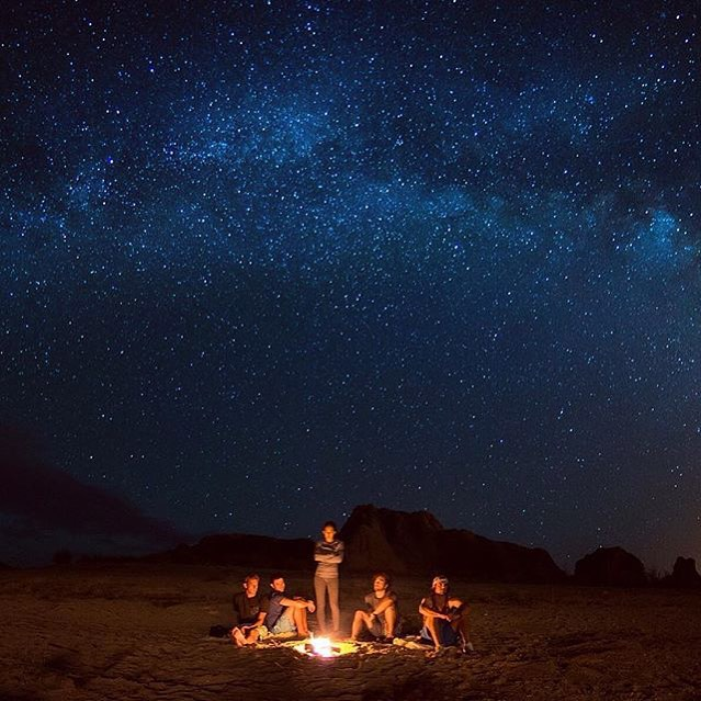 Saturday nights were meant for this #NatureOfProof Photo from @chelseakauai by @an_tpham