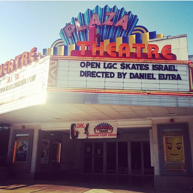 All ready! Today OPEN -by @danieletura- premieres in Georgia, USA hosted by ambassador @possala!  Go to longboardgirlscrew.com for more info!  #longboardgirlscrew #womensupportingwomen #lgcopen #georgia #usa #skatelikeagirl