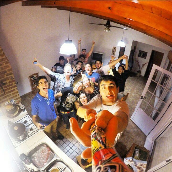 Buenisima foto de  @naachogonzalez_ con #alt3Dpole modelo #stickerboom2