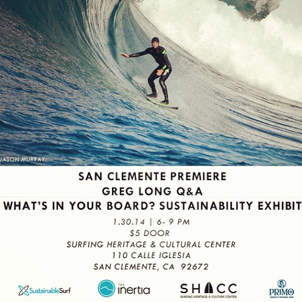 See all the event info below... Greg's wave was so so big that we just couldn't fit it all on the last post !