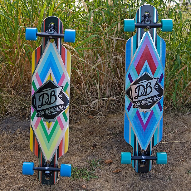 The Cabrakan cruisers ready for the next ride. Snag one for summer cruising and/or college commuting. #longboard #longboarding #longboarder #dblongboards #goskate #skateboard #skateeveryday