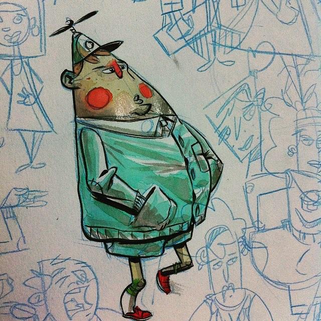 @loganshirt • • Austin TX. Character artist • • #ATX #austintx #texas #tx #spratx #art #deepintheartoftexas