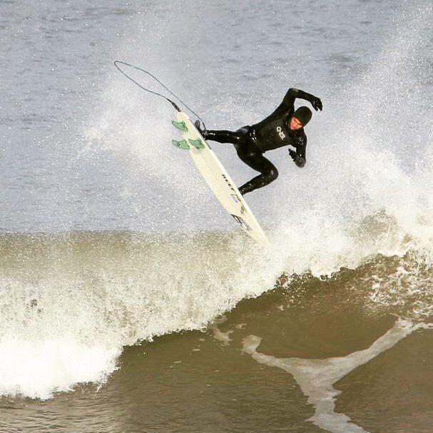 @juanarca1 despidiéndose de Mar del  Plata con toda!!!