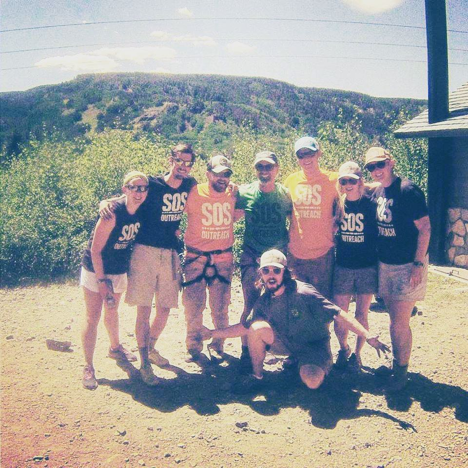 We love our summer guides and @nationalservice team! | #vistabuzz #service4all #coachacrossamerica #americorps
