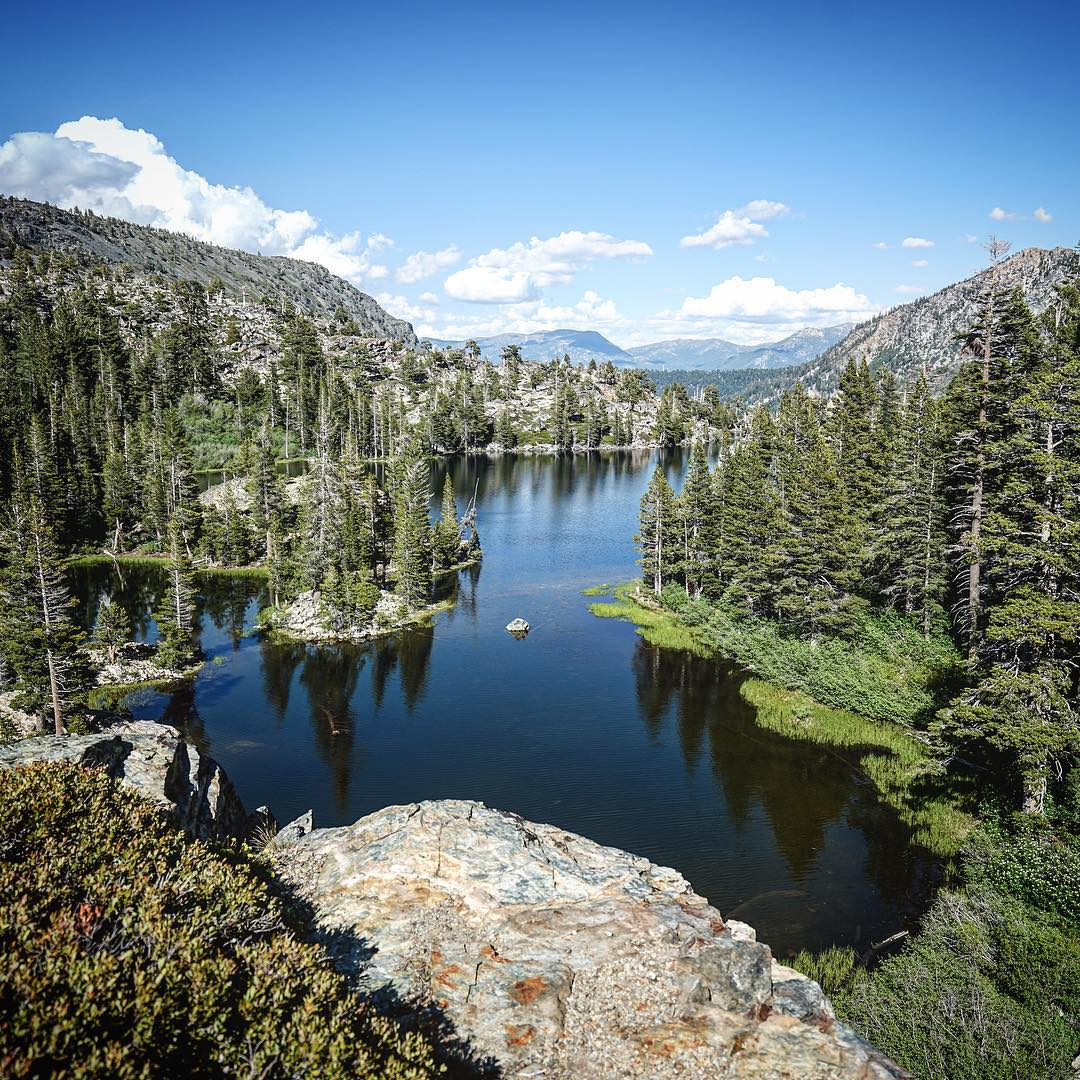 #desolationwilderness is #paradise. Looking forward to the next time we get out to this magical place.