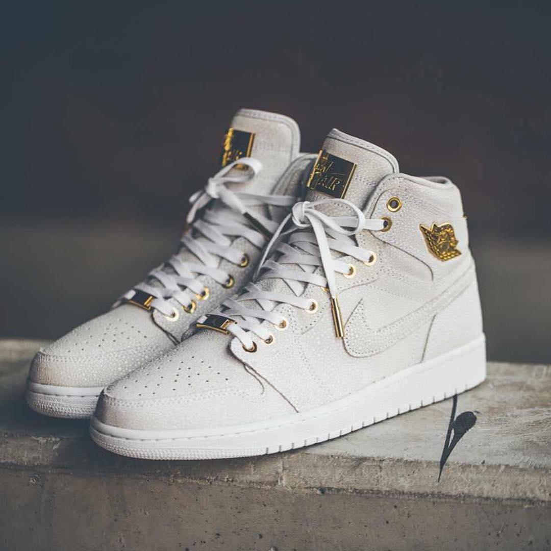 Wants to have. Air Jordan 1 Pinnacle