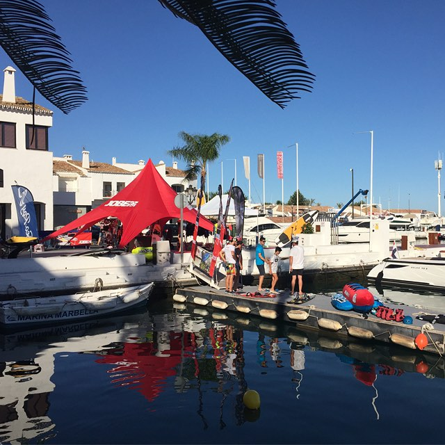 We had a great Fusion Of Fun tour stop at Marbella (Spain) last Thursday. The weather was great and judging by the happy faces of that day we hope you've had just as much as we did! #fusionoffun #boating #marbella