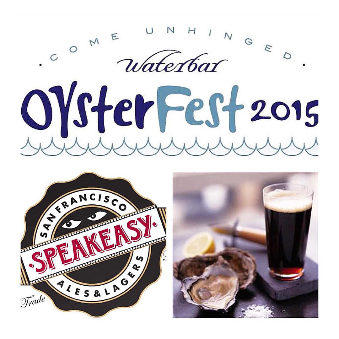 Last year @waterbarsf raised $14,000 for our #sfsurfrider chapter at their annual Sold Out OysterFest featuring oysters, beer & wine from our Bay Area. Get your tickets today to join us on Sunday, Aug 30th from Noon-3pm for the best day party on the...