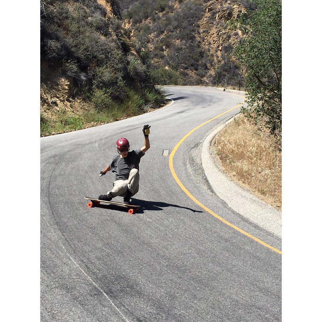 @quentingachot sends it on a Malibu classic. #caliberprecision @aaronbreetwor