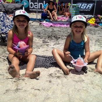 We LUV the beach,  we LUV sweet treats, and we LUV SURF! #luvsurf #beachdays #bestdays #smiles #happyday