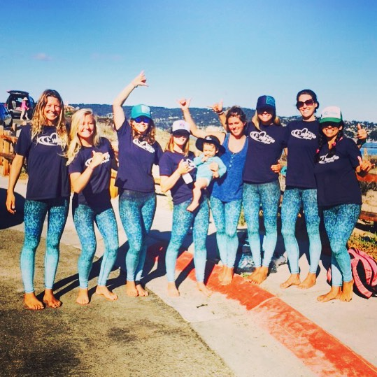 We are so stoked to partner with @wahineproject , a non-profit surf camp changing the lives of girls with skills learned in the ocean to overcome everyday challenges, inspired to achieve their fullest healthiest life.  Thanks Dionne & team for all you...