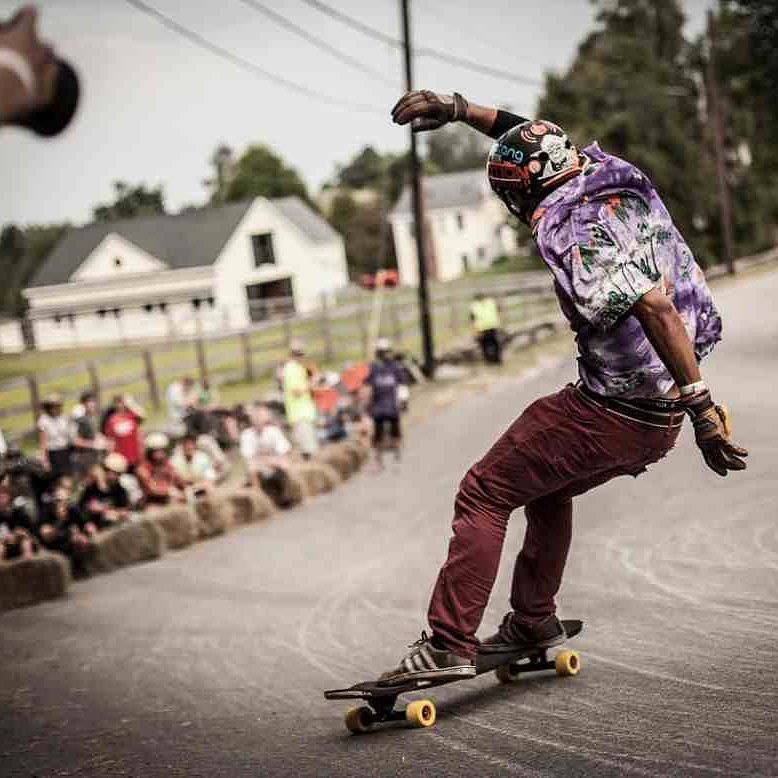 #CentralMass6 is this weekend! The #loadedambassadors will be there! Will you?  Photo: @khaleeqovision  #CM6 #LoadedBoards #Orangatang #tesseract