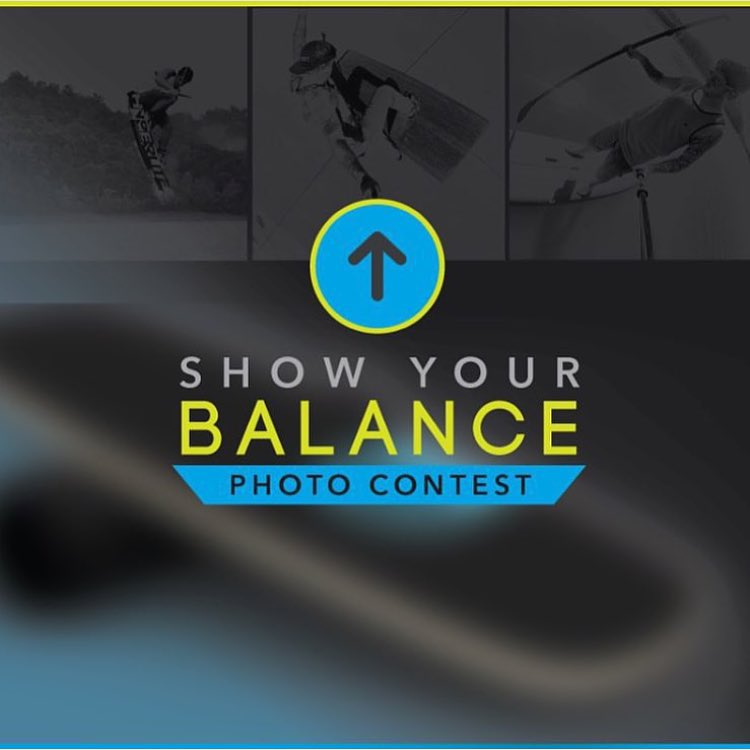 Don't forget to enter our #revbalance  #showyourbalance photo contest for a chance to win a free Revolution 101 Balance Board!  Contest ends the 20th of this month!! _____________________________________ Rules: 1. Upload a photo/video of yourself in...