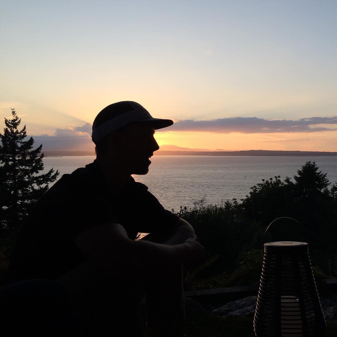 Photos like this serve as a reminder that weeknights can be awesome too... #coalheadwear