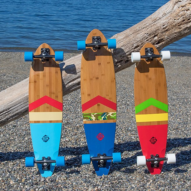 Looking for that perfect cruiser to push to school or work? Look no further than the Anthem pintail series. We just reduced the price and we have a ton of other great cruisers and 20% off all apparel on the website. #pintail #cruiser #dblongboards...