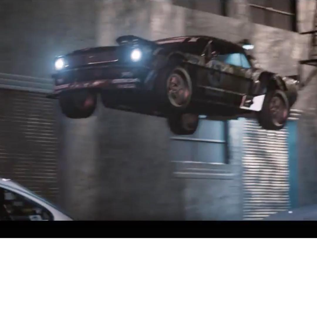 Check this image out - you can do something in NFS that I can't do in real life: jump my Ford Mustang Hoonicorn RTR! The car was never mechanically built to take that kind of a leap. But in video-game-world, a LOT more is possible! Looking forward to...