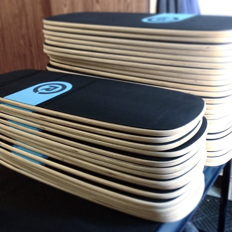 Our 101's gripped and ready to go!
