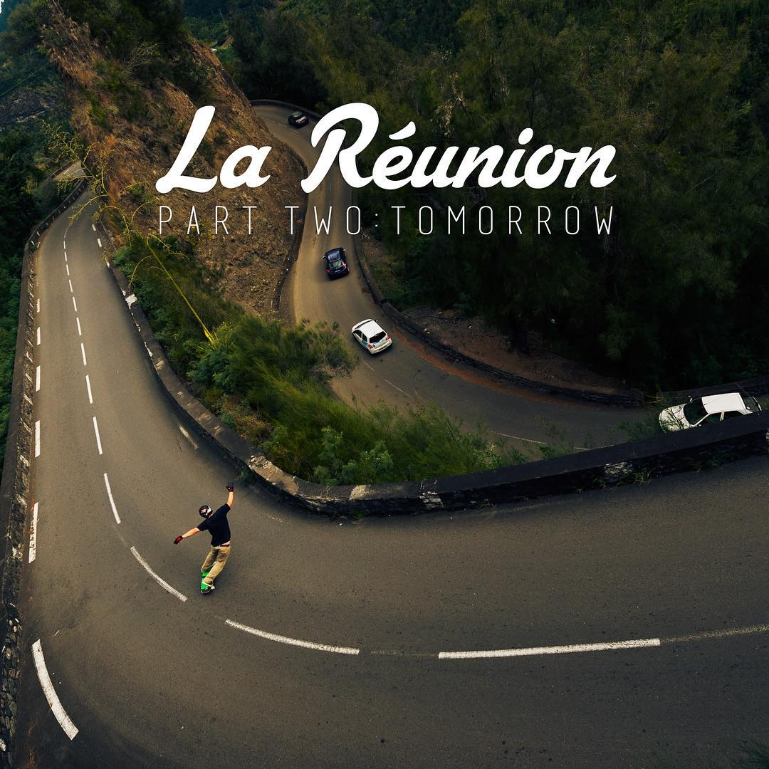 So pumped that tomorrow is the release of #LaReunion part 2! Don't miss it!@liam_lbdr_ @jameskelly_shm #CaliberTrucks