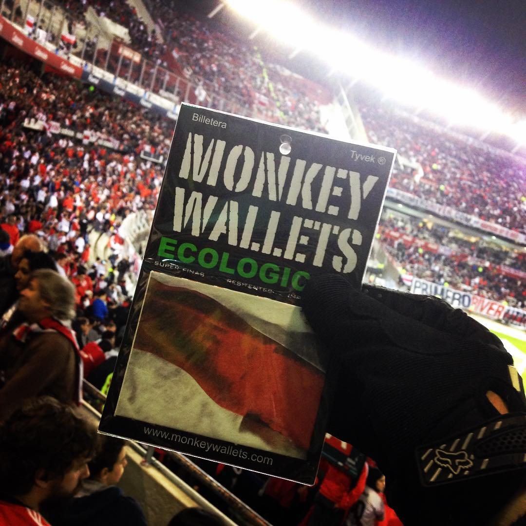 #monkeywallets #monumental #riverplate #copalibertadores @monkeywallets