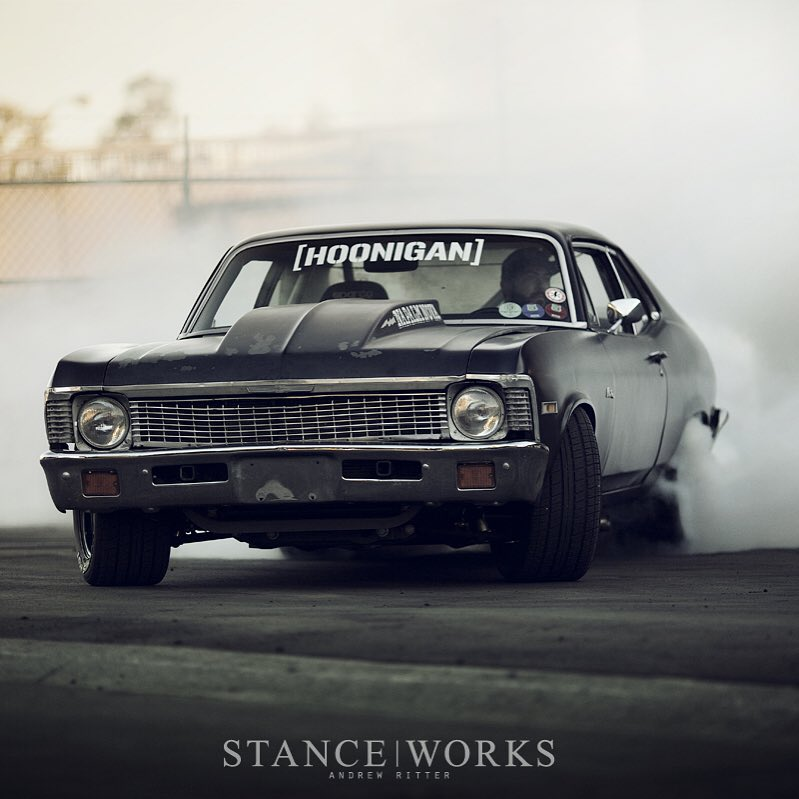 Our friends over at @stanceworks just dropped a fresh #NapalmNova write-up, peep it at Stanceworks.com if you want a new wallpaper! #killalltires ____