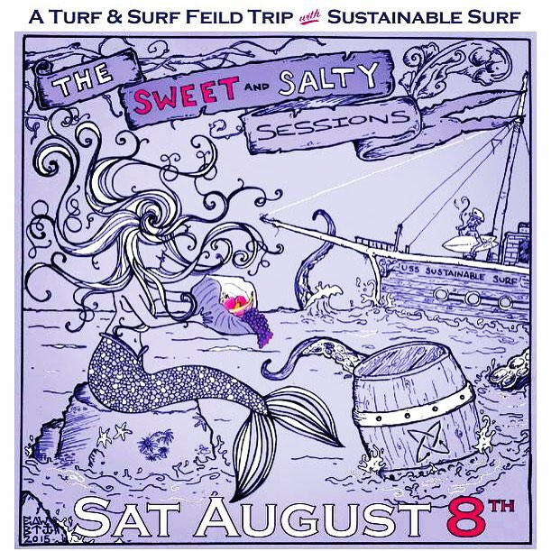 Join Sustainable Surf & Friends as we set sail on the high seas of SANTA CRUZ and the low valleys of SAN JOSE – to explore the rich history of Urban Agriculture and Wooden Surfboards in California with our friends at Garden to Table Farm &...