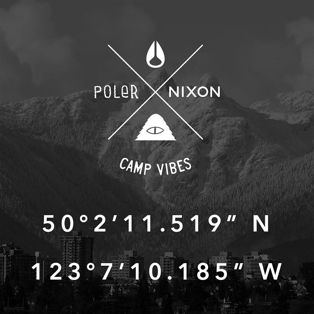 And….we're at it again...it's week 3 of the #NIXONHUNT with @polerstuff. Come and get it! #NixonNow #CampVibes