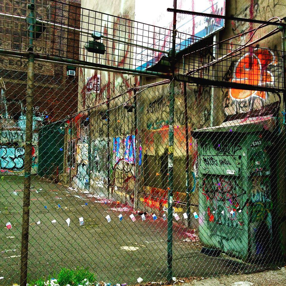 #travel #soho #NY #street #art  Spiral Shoes