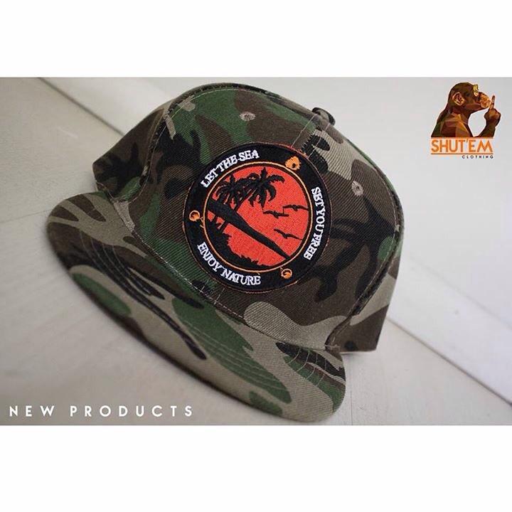 NEW IN Nuevos modelos de #caps. #new #products #love #caps #snapbacks #shutem #clothing  Enjoy Nature & go 4 it.  SHUT'EM CLOTHING.