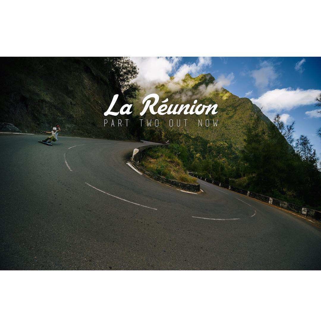 Part two of #LaReunion is out now! Check the link in our bio to watch it! #CaliberTrucks #MidnightSatin