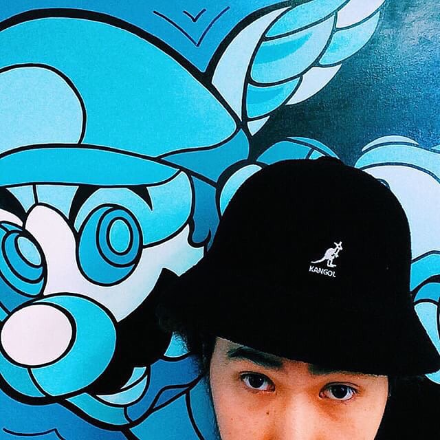 The #kangol tagged photo of the week is from @tsubasaakajam