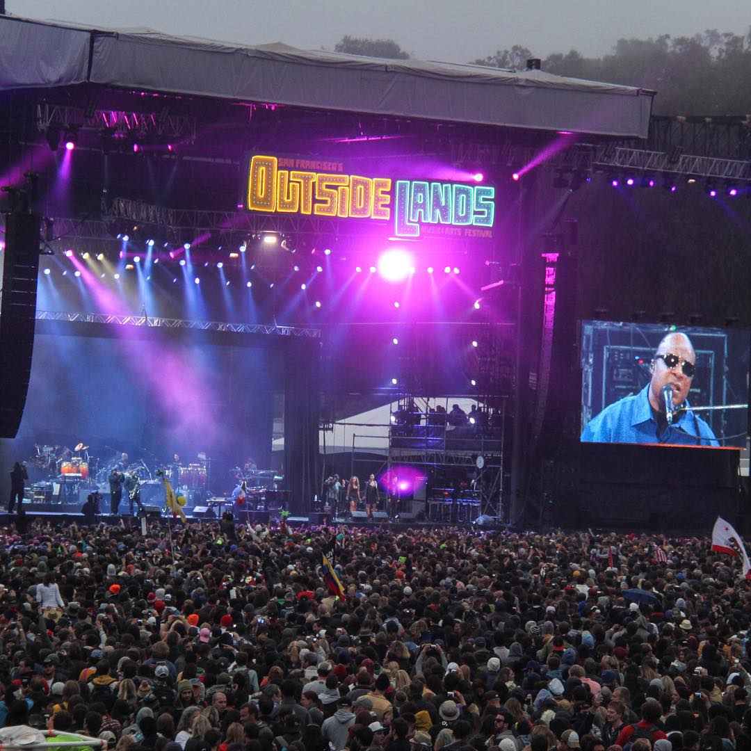 It's going down in #Sf #outsidelands can't Wait!!!!!