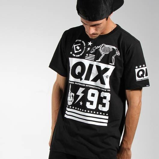 Compre agora esta camiseta style e outros produtos #QIX em nossa loja virtual www.qixskateshop.com.br  Você também encontra esta camiseta nas melhores skateshops do Brasil e nas lojas @qix_nh e @qix_galeriadorock