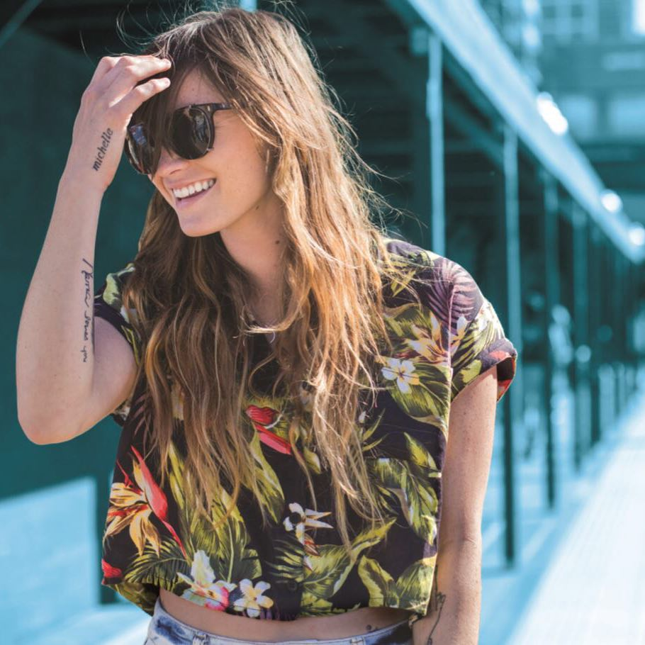 Aloha Fridays look better in the Alcatraz.  @lindsayperry #SEEHAPPY