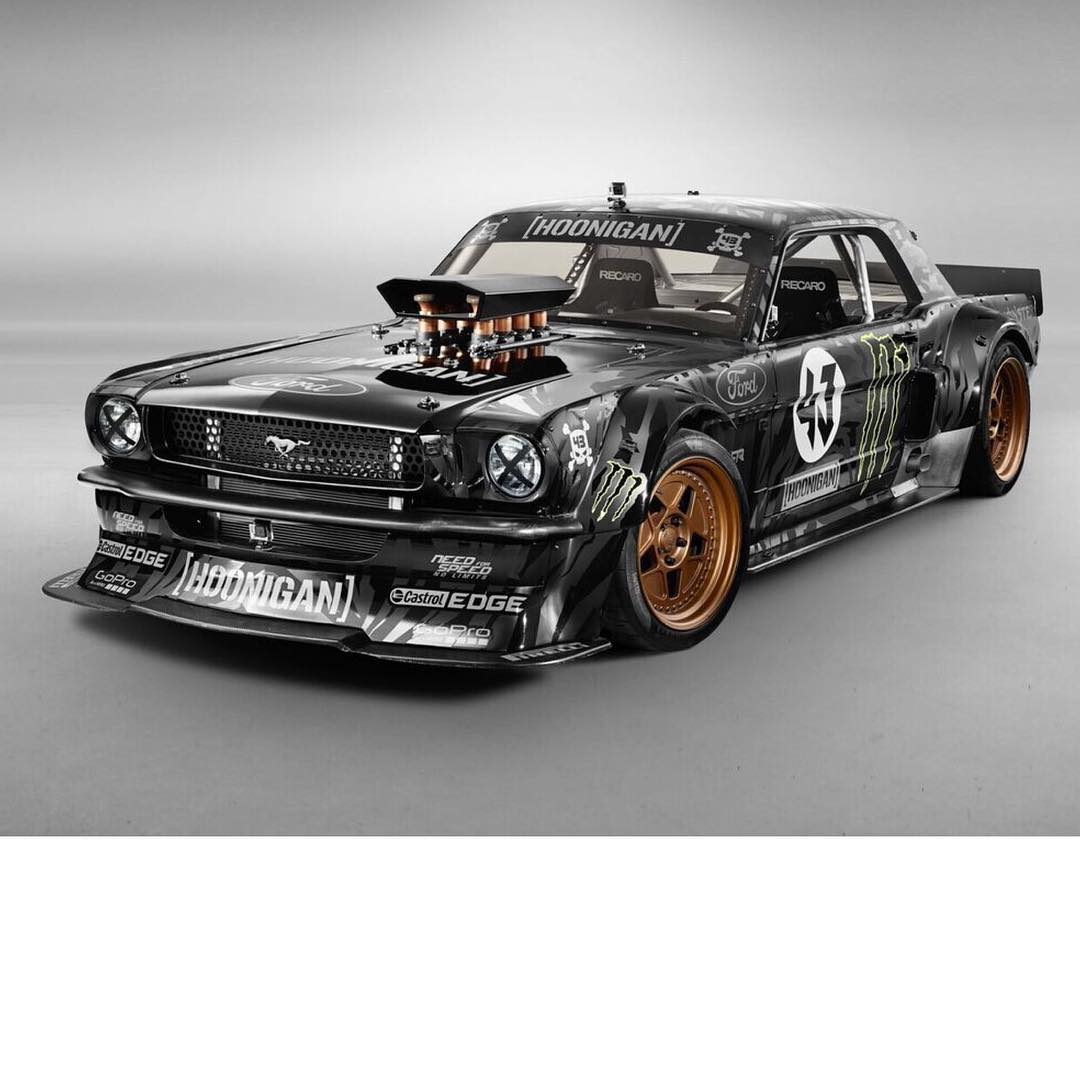 Yo gamers/Germany: I'm at Gamescom in Cologne again today. If you're here, come meet me at the Unity Media booth around 2:30pm for an autograph and to see my Ford Mustang Hoonicorn RTR IN PERSON, on its first ever appearance in mainland Europe!...