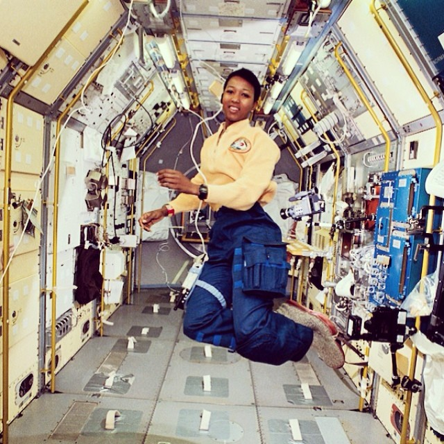 22 years ago, Mae Jemison became the first African American woman in space as a part of the Space Shuttle Endeavor mission. #celebrate #blackhistorymonth