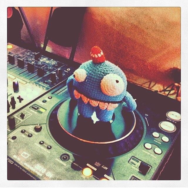 #olga (de #liniers)en #crochet