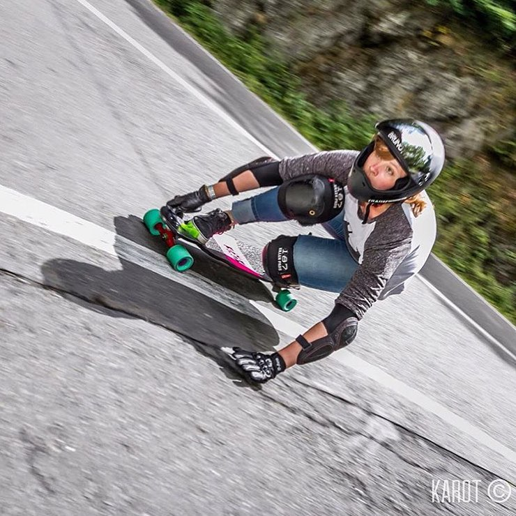 @rosanne_onboard flying on the Robot Special. #longboard #longboarding #longboarder  #dblongboards #skateeveryday