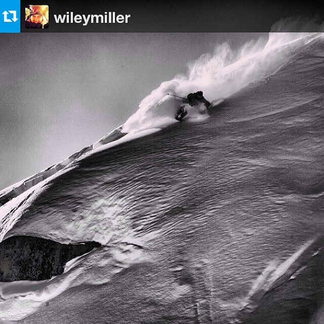 Wiley Miller ripping the deeeeeeep. @wileymiller PC: @angryjordan