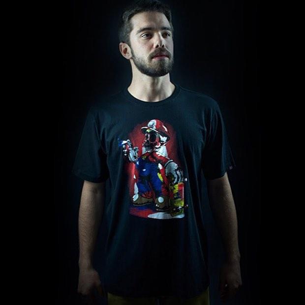 Camiseta #QIX pra curtir o final de semana no naipe! www.qixskateshop.com.br