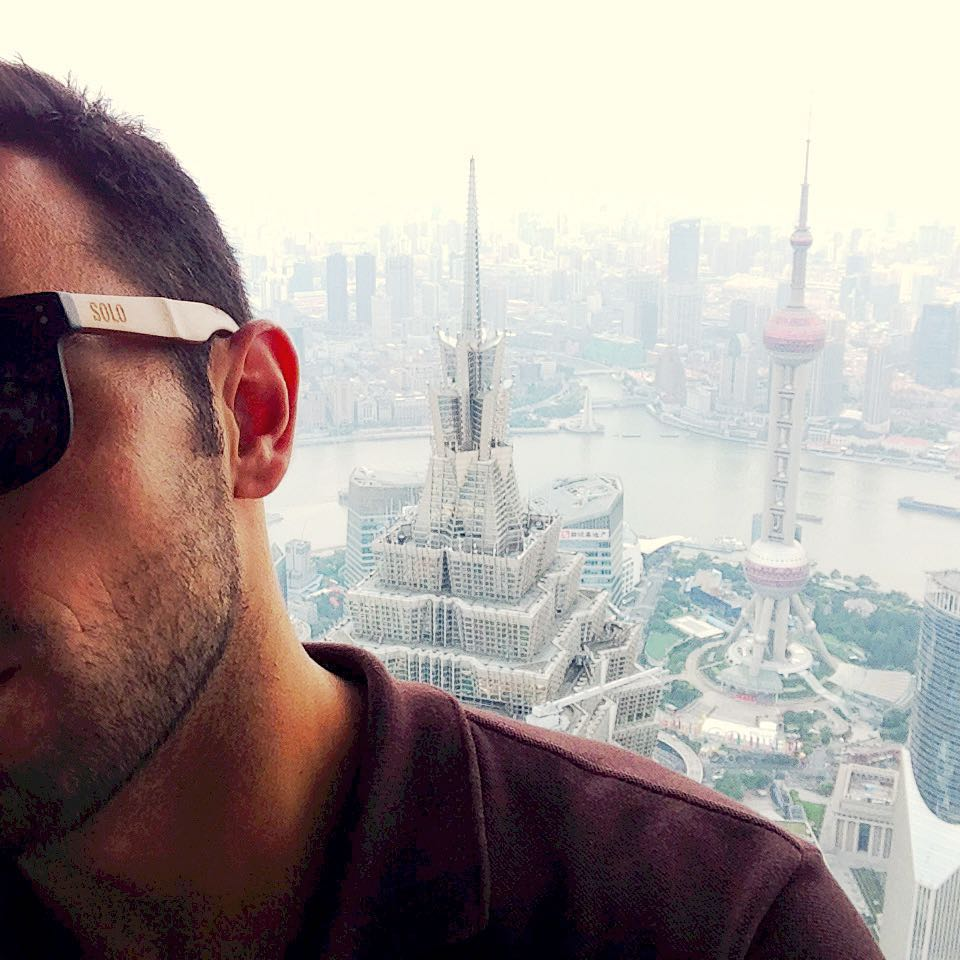 SOLOs in Shanghai.  #SOLOeyewear  Photo by Creative Ambassador @jchris_photograph