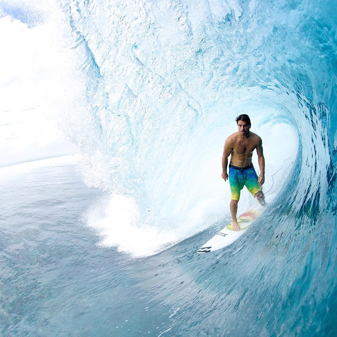 With the local pre-trials in the water and a possible start to the main trials tomorrow or Tuesday, today we reflect on our friend, Ricardo Dos Santos. A standout in the Teahupoo lineup, a two-time trials winner and one of the kindest humans you could...