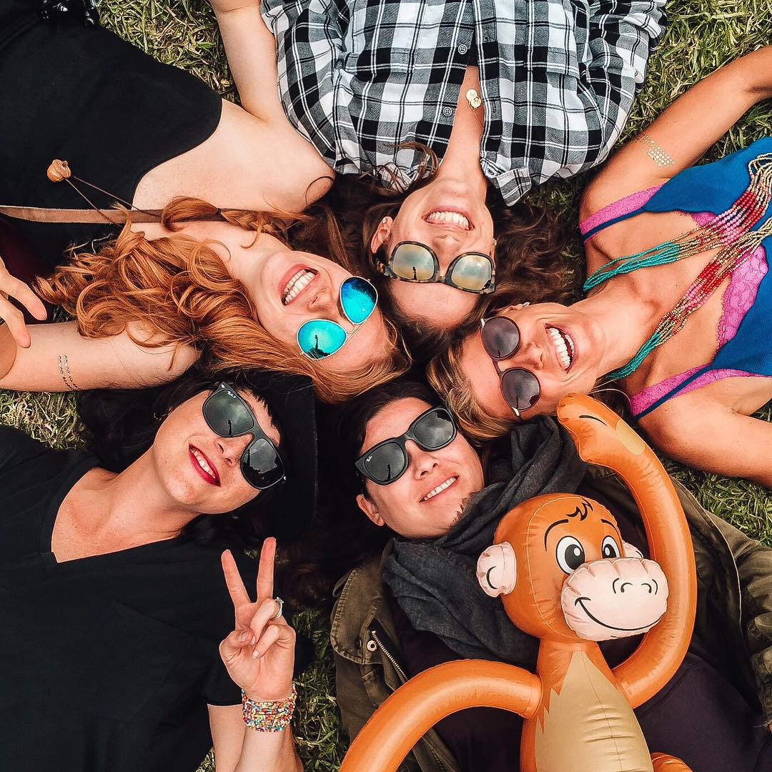 The last day of @outside_lands is upon us! Tag 5 friends you would take to a festival for a chance to win a GoPro HERO4 Session.  #OutsideLands #GoProMusic #HERO4Session #LiveOutside #TagToWin #PartyMonkey
