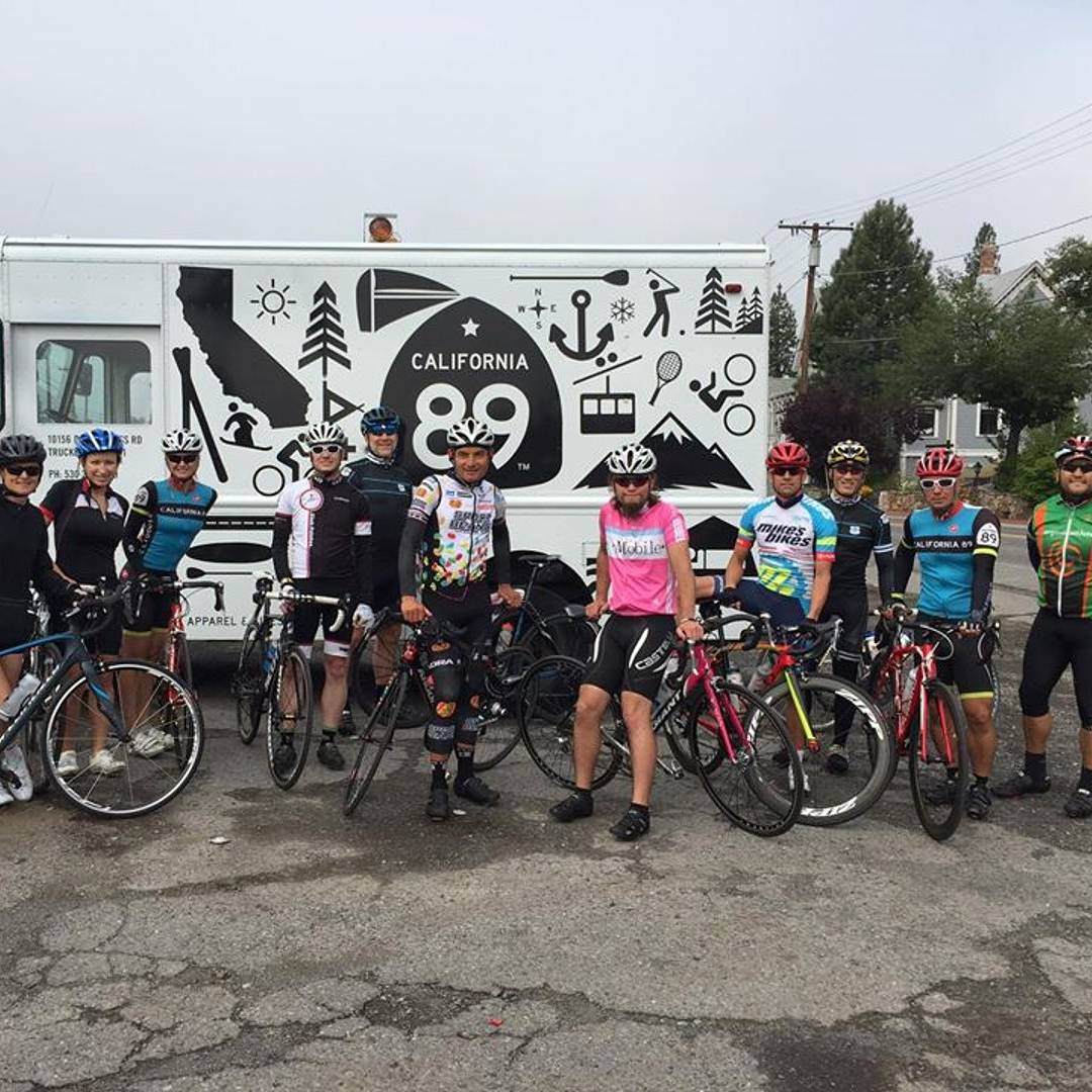 Awesome #ClubCA89 ride yesterday! To join our bike, run, or tri clubs visit bit.ly/1GThX9G