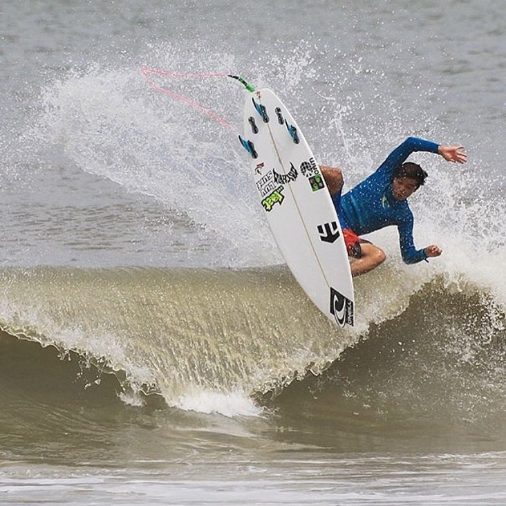 Congrats @kei_kobayashi on your win at the #GromSearch contest in New Smyrna Beach. Good luck in the finals at Uppers.