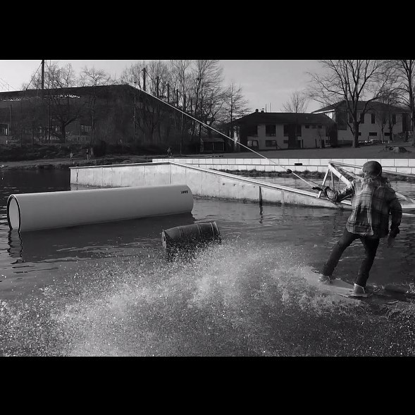 What cha got planned there bud? @nickdorselfin #therenovation #wakeboarding #eh