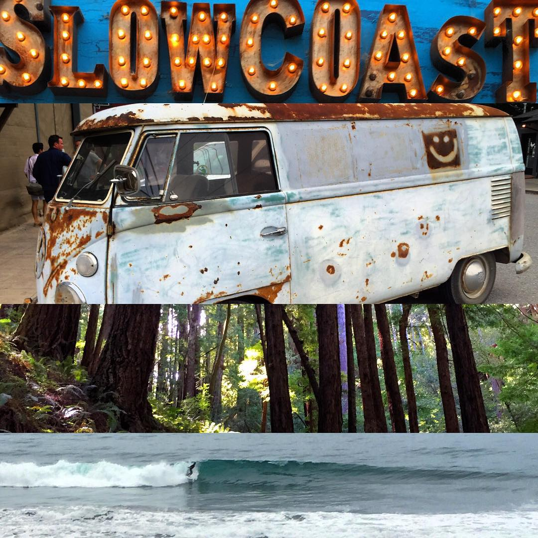 "A surf weekend on the #SLOWcoast is full of signs that you're going to have a good time, if you know where to look --- We participated in 3 different events within a 24 period, so maybe ""slow""  isn't quite the way we describe this full summer weekend,..."